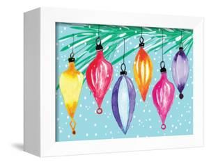 Retro Ornaments by Sara Berrenson