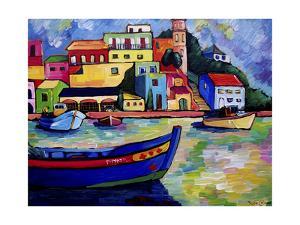 Capri #1 - Italy by Sara Catena