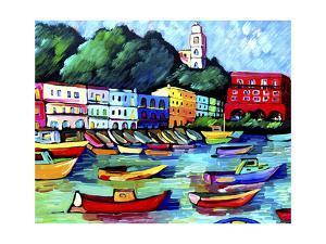 Capri #2 - Italy by Sara Catena