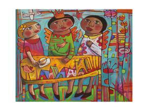 Daydreaming of Puebla - Mexico by Sara Catena