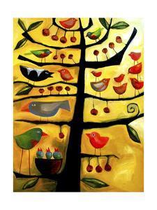Family Tree #1 by Sara Catena