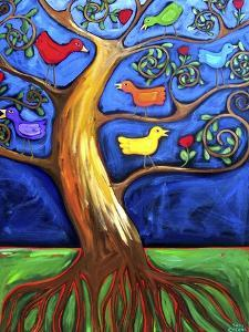 """Filling the """"Tree of Life"""" with Song by Sara Catena"""