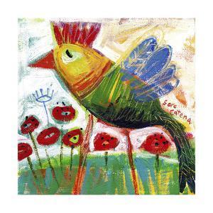 Flight of the Mungobird by Sara Catena