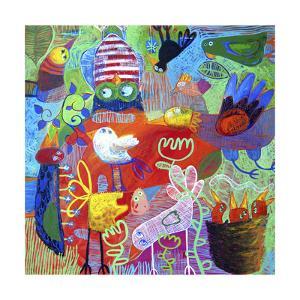 Rainbow Jive I by Sara Catena