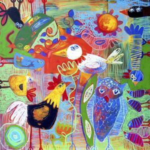 Rainbow Jive II by Sara Catena