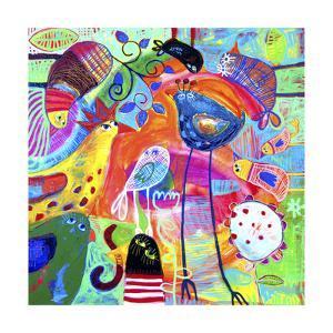 Tangerine Dream II by Sara Catena