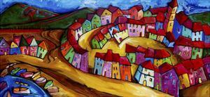 Village of Dreams by Sara Catena