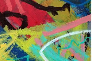 Abstract 30 by Sara Hayward