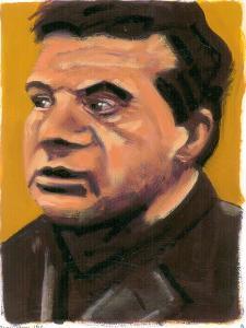 Francis Bacon, 2008 by Sara Hayward