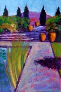 Garden Pots by Sara Hayward