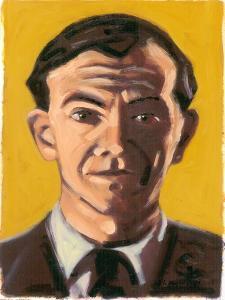 Graham Greene, 2008 by Sara Hayward