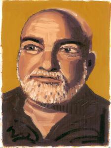 John Schlesinger, 2008 by Sara Hayward