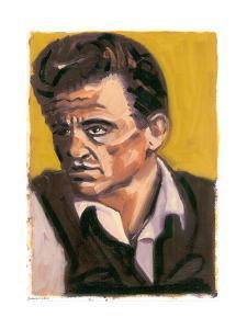 Johnny Cash, 2080 by Sara Hayward