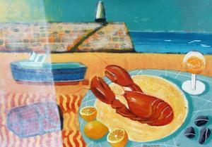Lobster by Sara Hayward