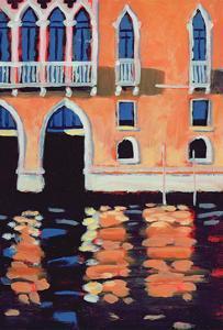 Palazzo, Venice by Sara Hayward