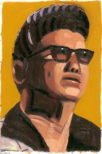 Roy Orbison, 2008 by Sara Hayward