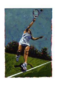 Sportswoman, 2009 by Sara Hayward