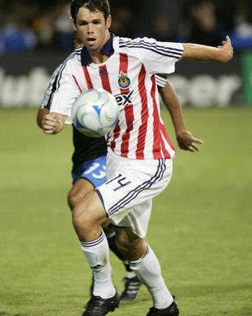 Oct 11, 2008, Chivas USA vs San Jose Earthquakes - Bobby Burling by Sara Wolfram