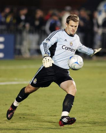 Oct 11, 2008, Chivas USA vs San Jose Earthquakes - Dan Kennedy by Sara Wolfram
