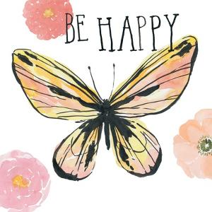Beautiful Butterfly II by Sara Zieve Miller