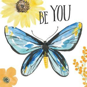 Beautiful Butterfly III by Sara Zieve Miller