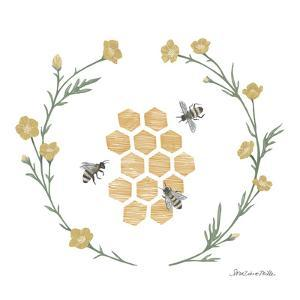 Happy to Bee Home III by Sara Zieve Miller