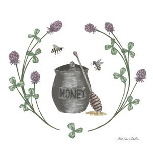 Happy to Bee Home IV by Sara Zieve Miller