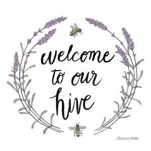 Happy to Bee Home Words II by Sara Zieve Miller