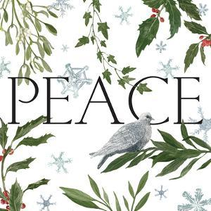 Peace and Joy I by Sara Zieve Miller