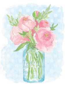Pretty Peonies by Sara Zieve Miller