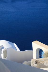 Santorini II by Sara Zieve Miller