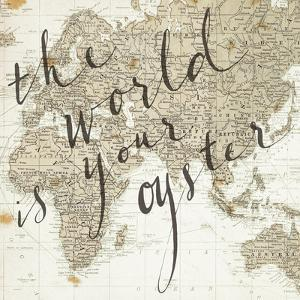 The World is Your Oyster by Sara Zieve Miller
