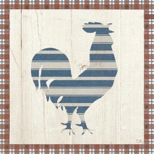Americana Rooster by Sarah Adams