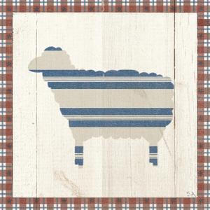 Americana Sheep by Sarah Adams