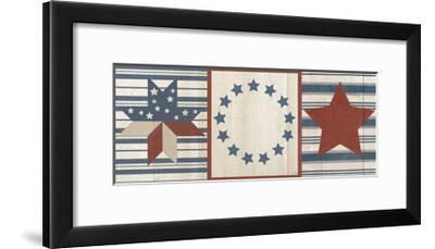 Americana Stars and Stripes I