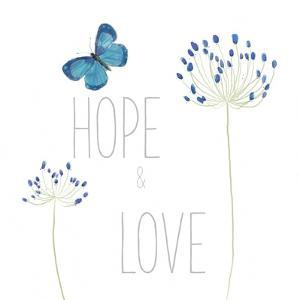 Hope and Love by Sarah Adams
