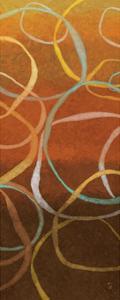 Square Dancing Circles II by Sarah Adams