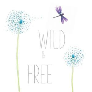 Wild and Free by Sarah Adams