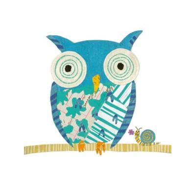 Big Owl, Little Snail