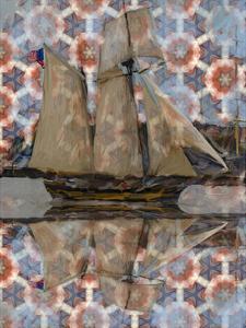 Big Sail 2 by Sarah Butcher