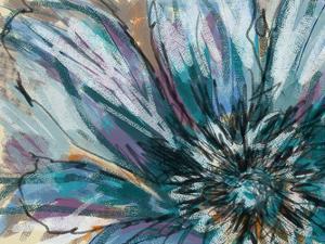 Blue Flower by Sarah Butcher