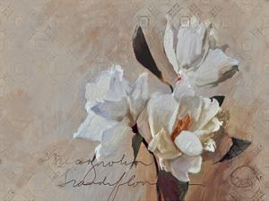 Magnolia Grandi Flora Lighter by Sarah Butcher