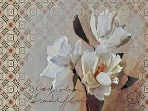 Magnolia Grandi Flora by Sarah Butcher