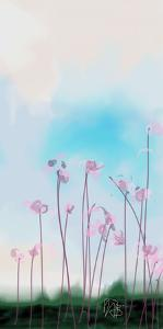 Mellow Meadow 2 by Sarah Butcher