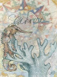 Seahorse by Sarah Butcher