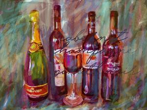 Wine Paint by Sarah Butcher