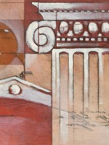 Palatine Drawings II by Sarah Chilton