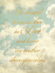 Be Devoted and Love One Another by Sarah Gardner