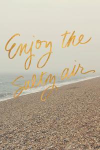 Enjoy the Salty Air by Sarah Gardner