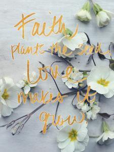 Faith Plants the Seed by Sarah Gardner